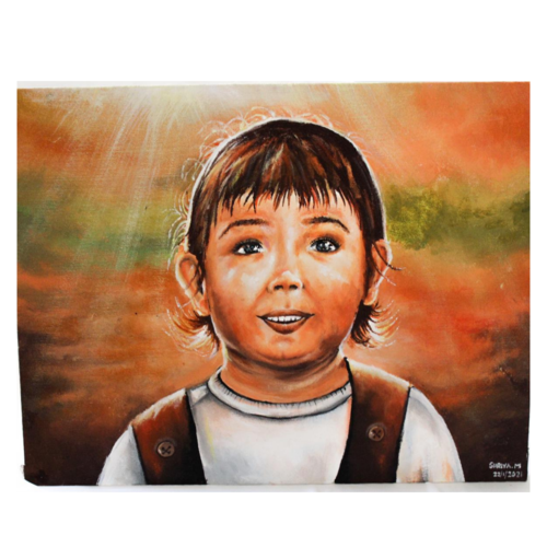 blissful oblivion, 14 x 18 inch, shriya mehta,14x18inch,canvas,paintings,portrait paintings,paintings for dining room,paintings for living room,paintings for bedroom,paintings for kids room,paintings for kitchen,paintings for school,paintings for dining room,paintings for living room,paintings for bedroom,paintings for kids room,paintings for kitchen,paintings for school,acrylic color,GAL02919241319