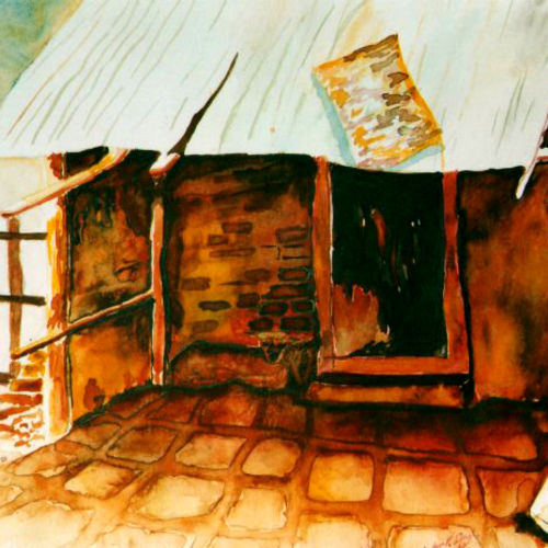 hut in water, 15 x 12 inch, surindr pal singh,15x12inch,canson paper,landscape paintings,paintings for dining room,paintings for living room,paintings for bedroom,paintings for office,paintings for kids room,paintings for hotel,paintings for school,paintings for hospital,paintings for dining room,paintings for living room,paintings for bedroom,paintings for office,paintings for kids room,paintings for hotel,paintings for school,paintings for hospital,watercolor,GAL02932341459