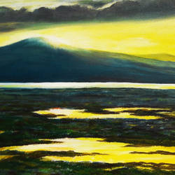 layers of light, 26 x 15 inch, seby augustine,26x15inch,canvas,paintings,landscape paintings,nature paintings | scenery paintings,realism paintings,paintings for dining room,paintings for living room,paintings for bedroom,paintings for office,paintings for bathroom,paintings for kids room,paintings for hotel,paintings for kitchen,paintings for school,paintings for hospital,acrylic color,GAL015041496