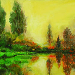 colours of nature, 26 x 15 inch, seby augustine,26x15inch,canvas,paintings,landscape paintings,nature paintings | scenery paintings,realism paintings,contemporary paintings,paintings for dining room,paintings for living room,paintings for bedroom,paintings for office,paintings for bathroom,paintings for kids room,paintings for hotel,paintings for kitchen,paintings for school,paintings for hospital,acrylic color,GAL015041497