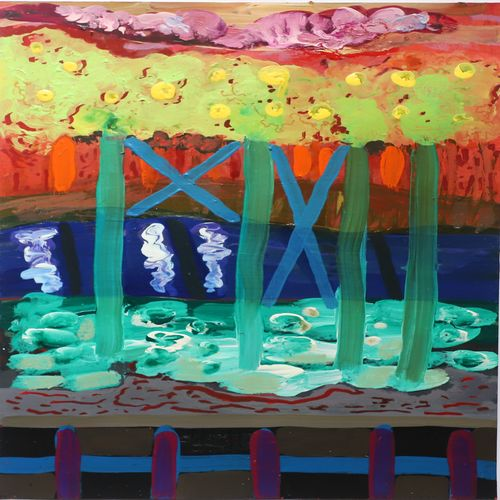 jungle bell  jungle bell, 12 x 16 inch, nakul chauhan,12x16inch,ivory sheet,paintings,abstract paintings,wildlife paintings,flower paintings,landscape paintings,modern art paintings,nature paintings   scenery paintings,abstract expressionism paintings,expressionism paintings,impressionist paintings,contemporary paintings,paintings for dining room,paintings for living room,paintings for bedroom,paintings for office,paintings for bathroom,paintings for kids room,paintings for hotel,paintings for kitchen,paintings for school,acrylic color,pastel color,GAL02931241509