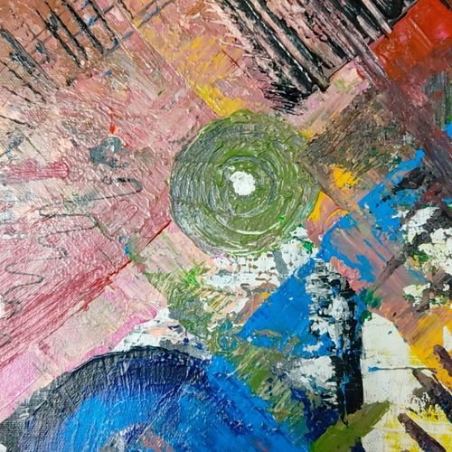 abstract untitled 2, 12 x 16 inch, rupal chaturvedi,12x16inch,canvas,paintings,abstract paintings,paintings for living room,paintings for bedroom,paintings for office,acrylic color,GAL02907641523