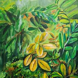 nature's palette (2), 18 x 24 inch, sushmita banerjee,18x24inch,canvas board,paintings,nature paintings | scenery paintings,acrylic color,GAL02461941597