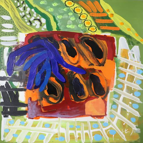 japanese pattern, 17 x 23 inch, nakul chauhan,17x23inch,ivory sheet,paintings,abstract paintings,flower paintings,landscape paintings,modern art paintings,conceptual paintings,nature paintings   scenery paintings,abstract expressionism paintings,expressionism paintings,impressionist paintings,contemporary paintings,paintings for dining room,paintings for living room,paintings for bedroom,paintings for office,paintings for bathroom,paintings for kids room,paintings for hotel,paintings for kitchen,paintings for school,acrylic color,pen color,GAL02931241607