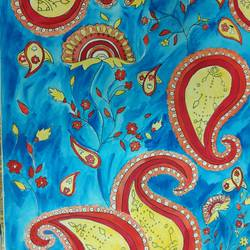paisley design  abstract , 10 x 14 inch, supriya barsode,10x14inch,paper,paintings,abstract paintings,contemporary paintings,paintings for dining room,paintings for living room,paintings for bedroom,paintings for office,paintings for kids room,paintings for hotel,paintings for school,paintings for dining room,paintings for living room,paintings for bedroom,paintings for office,paintings for kids room,paintings for hotel,paintings for school,acrylic color,paper,GAL02914341747