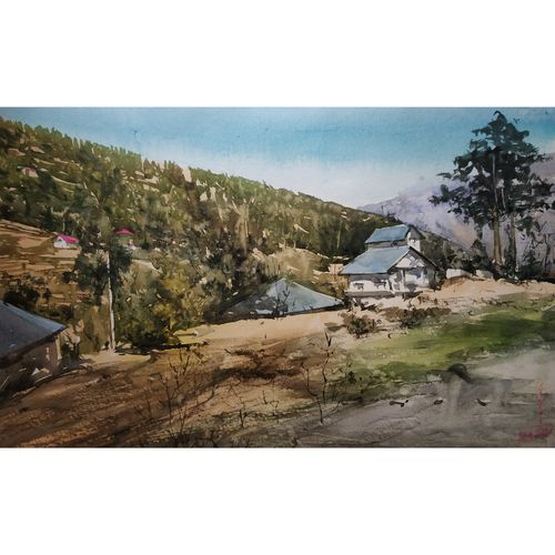 nature, 22 x 13 inch, soyli saha,22x13inch,thick paper,landscape paintings,nature paintings | scenery paintings,photorealism paintings,photorealism,pop art paintings,realism paintings,realistic paintings,love paintings,children paintings,kids paintings,paintings for dining room,paintings for living room,paintings for bedroom,paintings for office,paintings for kids room,paintings for hotel,paintings for kitchen,paintings for school,paintings for dining room,paintings for living room,paintings for bedroom,paintings for office,paintings for kids room,paintings for hotel,paintings for kitchen,paintings for school,watercolor,GAL0606541881