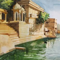 temple, 13 x 22 inch, soyli saha,13x22inch,thick paper,religious paintings,photorealism paintings,photorealism,pop art paintings,realism paintings,ganesha paintings | lord ganesh paintings,radha krishna paintings,realistic paintings,paintings for dining room,paintings for living room,paintings for bedroom,paintings for office,paintings for bathroom,paintings for kids room,paintings for hotel,paintings for kitchen,paintings for school,paintings for hospital,paintings for dining room,paintings for living room,paintings for bedroom,paintings for office,paintings for bathroom,paintings for kids room,paintings for hotel,paintings for kitchen,paintings for school,paintings for hospital,watercolor,GAL0606541893
