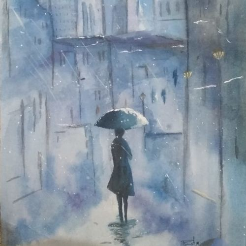 rain, 22 x 28 inch, ramya arumugam,22x28inch,thick paper,modern art paintings,paintings for dining room,paintings for living room,paintings for bedroom,paintings for office,paintings for bathroom,paintings for kids room,paintings for hotel,paintings for kitchen,paintings for school,paintings for hospital,paintings for dining room,paintings for living room,paintings for bedroom,paintings for office,paintings for bathroom,paintings for kids room,paintings for hotel,paintings for kitchen,paintings for school,paintings for hospital,watercolor,GAL01066141929