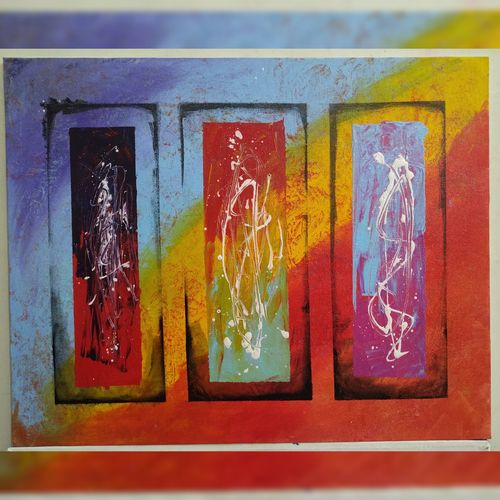 abstract, 16 x 20 inch, pranali patel,16x20inch,canvas board,paintings,abstract paintings,paintings for dining room,paintings for living room,paintings for office,paintings for hotel,acrylic color,GAL02546141976