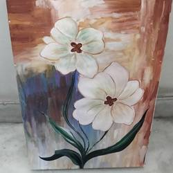 warmth, 11 x 16 inch, chetna khemani,11x16inch,thick paper,paintings,flower paintings,paintings for living room,paintings for bedroom,paintings for bathroom,paintings for kids room,paintings for hotel,paintings for kitchen,watercolor,paper,GAL02992542047