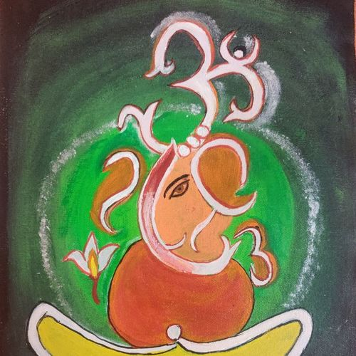 lord ganesha!, 10 x 12 inch, renu joshi,10x12inch,canvas,paintings,abstract paintings,buddha paintings,wildlife paintings,figurative paintings,flower paintings,folk art paintings,foil paintings,cityscape paintings,landscape paintings,modern art paintings,multi piece paintings,conceptual paintings,religious paintings,still life paintings,portrait paintings,nature paintings | scenery paintings,tanjore paintings,abstract expressionism paintings,art deco paintings,cubism paintings,dada paintings,expressionism paintings,illustration paintings,impressionist paintings,minimalist paintings,photorealism paintings,photorealism,pop art paintings,portraiture,realism paintings,street art,surrealism paintings,ganesha paintings | lord ganesh paintings,animal paintings,radha krishna paintings,contemporary paintings,realistic paintings,love paintings,mother teresa paintings,elephant paintings,water fountain paintings,baby paintings,children paintings,kids paintings,islamic calligraphy paintings,madhubani paintings | madhubani art,warli paintings,lord shiva paintings,kalighat painting,phad painting,kalamkari painting,miniature painting.,gond painting.,kerala murals painting,serigraph paintings,paintings for dining room,paintings for living room,paintings for bedroom,paintings for office,paintings for bathroom,paintings for kids room,paintings for hotel,paintings for kitchen,paintings for school,paintings for hospital,paintings for dining room,paintings for living room,paintings for bedroom,paintings for office,paintings for bathroom,paintings for kids room,paintings for hotel,paintings for kitchen,paintings for school,paintings for hospital,acrylic color,natural color,pastel color,poster color,watercolor,GAL02896742299