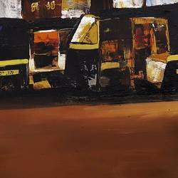 rickshaws at bandra, 48 x 18 inch, adwait khot,48x18inch,canvas,paintings,abstract paintings,cityscape paintings,nature paintings | scenery paintings,art deco paintings,impressionist paintings,street art,surrealism paintings,contemporary paintings,realistic paintings,paintings for dining room,paintings for living room,paintings for bedroom,paintings for office,paintings for hotel,paintings for kitchen,paintings for school,paintings for hospital,paintings for dining room,paintings for living room,paintings for bedroom,paintings for office,paintings for hotel,paintings for kitchen,paintings for school,paintings for hospital,acrylic color,GAL01329442377