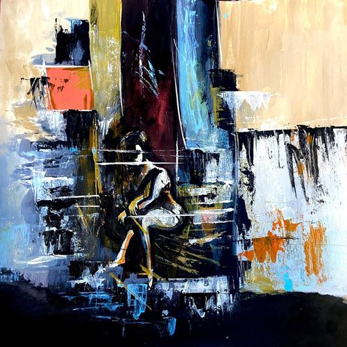 women's patience , 16 x 16 inch, aakarshit jain,16x16inch,ivory sheet,abstract paintings,figurative paintings,modern art paintings,conceptual paintings,religious paintings,portrait paintings,abstract expressionism paintings,illustration paintings,paintings for dining room,paintings for living room,paintings for bedroom,paintings for office,paintings for hotel,paintings for kitchen,paintings for school,paintings for hospital,paintings for dining room,paintings for living room,paintings for bedroom,paintings for office,paintings for hotel,paintings for kitchen,paintings for school,paintings for hospital,acrylic color,fabric,paper,GAL03028442497