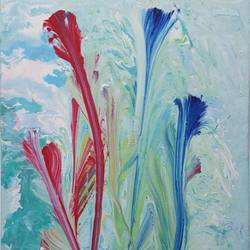 abstract flowers , 16 x 12 inch, sheetal chaudhary,16x12inch,canvas,paintings,abstract paintings,flower paintings,landscape paintings,modern art paintings,conceptual paintings,nature paintings | scenery paintings,abstract expressionism paintings,love paintings,paintings for dining room,paintings for living room,paintings for bedroom,paintings for office,paintings for bathroom,paintings for kids room,paintings for hotel,paintings for kitchen,paintings for school,paintings for hospital,acrylic color,GAL01560342635