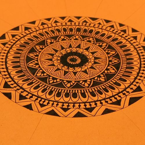 handmade mandala abstract classic painting, 10 x 12 inch, juhee gupta,10x12inch,thick paper,abstract paintings,modern art paintings,conceptual paintings,abstract expressionism paintings,art deco paintings,minimalist paintings,contemporary paintings,paintings for dining room,paintings for living room,paintings for bedroom,paintings for office,paintings for bathroom,paintings for kitchen,paintings for dining room,paintings for living room,paintings for bedroom,paintings for office,paintings for bathroom,paintings for kitchen,ink color,paper,GAL03046842665