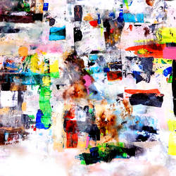 abstract landscape -1 (huge land) , 46 x 36 inch, sandeep rawal ,46x36inch,canvas,paintings,abstract paintings,paintings for living room,acrylic color,GAL0251142780