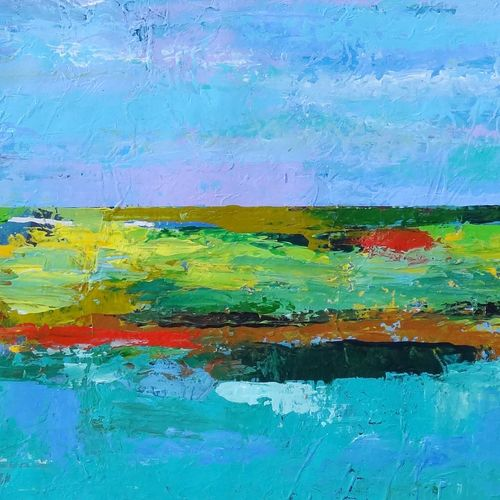 land scape abstract, 58 x 24 inch, sandeep rawal ,58x24inch,canvas,paintings,landscape paintings,paintings for living room,paintings for hospital,acrylic color,GAL0251142831