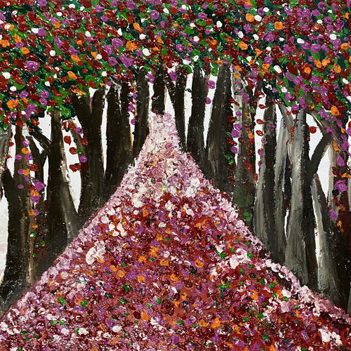 colourful forest - knife painting , 14 x 18 inch, pooja lokhande,14x18inch,canvas,flower paintings,landscape paintings,nature paintings | scenery paintings,paintings for dining room,paintings for living room,paintings for bedroom,paintings for office,paintings for bathroom,paintings for hotel,paintings for kitchen,paintings for school,paintings for hospital,paintings for dining room,paintings for living room,paintings for bedroom,paintings for office,paintings for bathroom,paintings for hotel,paintings for kitchen,paintings for school,paintings for hospital,acrylic color,GAL0420542898