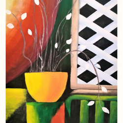 abstract painting, 25 x 35 inch, bhumika kumawat,25x35inch,canvas,paintings,abstract paintings,figurative paintings,flower paintings,cityscape paintings,landscape paintings,modern art paintings,still life paintings,nature paintings | scenery paintings,art deco paintings,illustration paintings,pop art paintings,street art,contemporary paintings,paintings for dining room,paintings for living room,paintings for bedroom,paintings for office,paintings for bathroom,paintings for kids room,paintings for hotel,paintings for kitchen,paintings for school,paintings for hospital,acrylic color,GAL02800142953