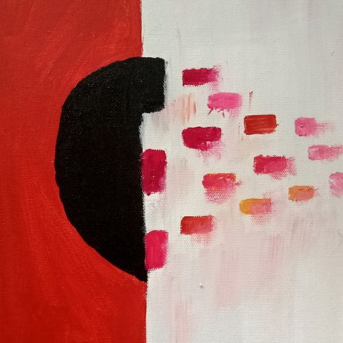 from darkness to light, 12 x 14 inch, swapna devireddy,12x14inch,canvas,paintings,abstract paintings,abstract expressionism paintings,minimalist paintings,acrylic color,GAL03063842961
