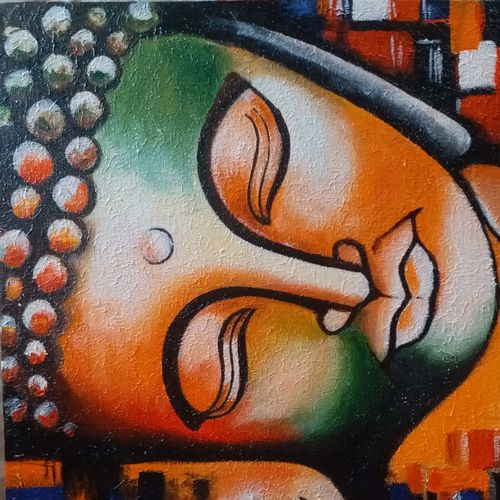 sleeping buddha, 12 x 16 inch, sameeta bhatia,12x16inch,canvas,abstract paintings,buddha paintings,figurative paintings,modern art paintings,religious paintings,portrait paintings,abstract expressionism paintings,contemporary paintings,paintings for dining room,paintings for living room,paintings for bedroom,paintings for office,paintings for bathroom,paintings for kids room,paintings for hotel,paintings for kitchen,paintings for school,paintings for hospital,paintings for dining room,paintings for living room,paintings for bedroom,paintings for office,paintings for bathroom,paintings for kids room,paintings for hotel,paintings for kitchen,paintings for school,paintings for hospital,acrylic color,mixed media,GAL01565443061