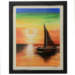 water colour senary, 12 x 14 inch, lavanya gottumukala,12x14inch,thick paper,paintings,landscape paintings,modern art paintings,nature paintings | scenery paintings,realistic paintings,paintings for dining room,paintings for living room,paintings for bedroom,paintings for office,paintings for bathroom,paintings for kids room,paintings for hotel,paintings for hospital,watercolor,glass,wood,GAL03075243117