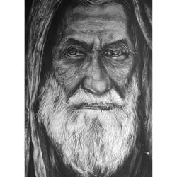 old man, 8 x 12 inch, dhanush k,8x12inch,ivory sheet,drawings,abstract drawings,expressionism drawings,paintings for dining room,paintings for living room,paintings for office,paintings for hotel,pastel color,GAL03073943129