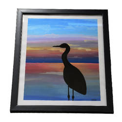 water painting senary with frame, 12 x 14 inch, lavanya gottumukala,12x14inch,thick paper,paintings,figurative paintings,modern art paintings,nature paintings | scenery paintings,paintings for dining room,paintings for living room,paintings for bedroom,paintings for office,paintings for kids room,paintings for hotel,paintings for school,paintings for hospital,watercolor,glass,wood,paper,GAL03075243248