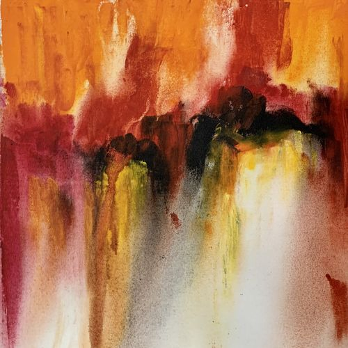 abstract indian art, 12 x 12 inch, nisha agarwal,12x12inch,canvas,paintings,abstract paintings,conceptual paintings,abstract expressionism paintings,paintings for dining room,paintings for living room,paintings for bedroom,paintings for office,paintings for bathroom,paintings for hotel,paintings for hospital,acrylic color,GAL0203743362