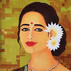 elakshi-1, 12 x 16 inch, anjali  surana,12x16inch,canvas,figurative paintings,paintings for dining room,paintings for living room,paintings for bedroom,paintings for office,paintings for bathroom,paintings for kids room,paintings for hotel,paintings for kitchen,paintings for school,paintings for hospital,paintings for dining room,paintings for living room,paintings for bedroom,paintings for office,paintings for bathroom,paintings for kids room,paintings for hotel,paintings for kitchen,paintings for school,paintings for hospital,acrylic color,GAL03088143575
