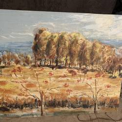 forest , 18 x 24 inch, mehool bhuva,18x24inch,canvas,paintings,nature paintings | scenery paintings,oil color,GAL03118443649