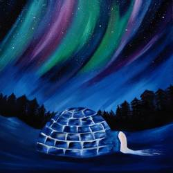 northern lights, 18 x 24 inch, richa sonali,18x24inch,canvas,paintings,abstract paintings,cityscape paintings,landscape paintings,modern art paintings,nature paintings | scenery paintings,art deco paintings,realistic paintings,paintings for dining room,paintings for living room,paintings for bedroom,paintings for office,paintings for bathroom,paintings for kids room,paintings for hotel,paintings for kitchen,oil color,GAL03119143681