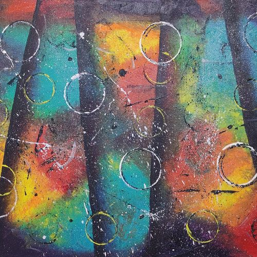 different shades of bubble, 18 x 24 inch, richa sonali,18x24inch,canvas,paintings,abstract paintings,landscape paintings,art deco paintings,paintings for dining room,paintings for living room,paintings for bedroom,paintings for office,paintings for bathroom,paintings for kids room,paintings for hotel,paintings for kitchen,paintings for school,paintings for hospital,oil color,GAL03119143682