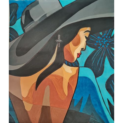 women of class, 2021, 14 x 17 inch, kshitij deshpande,14x17inch,paper,paintings,abstract paintings,portrait paintings,abstract expressionism paintings,paintings for dining room,paintings for living room,paintings for bedroom,paintings for office,paintings for bathroom,paintings for kids room,paintings for hotel,paintings for kitchen,paintings for school,paintings for hospital,paintings for dining room,paintings for living room,paintings for bedroom,paintings for office,paintings for bathroom,paintings for kids room,paintings for hotel,paintings for kitchen,paintings for school,paintings for hospital,acrylic color,GAL03065243695