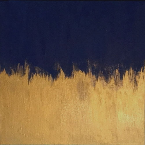 blue and golden abstract, 30 x 30 inch, akash bhisikar,30x30inch,canvas,paintings,abstract paintings,foil paintings,modern art paintings,conceptual paintings,still life paintings,art deco paintings,contemporary paintings,love paintings,dog painting,baby paintings,children paintings,kids paintings,miniature painting.,paintings for dining room,paintings for living room,paintings for bedroom,paintings for office,paintings for bathroom,paintings for kids room,paintings for hotel,paintings for kitchen,paintings for school,paintings for hospital,acrylic color,mixed media,GAL01828643718