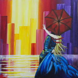 lovers in the city, 12 x 16 inch, leepsa jena,cityscape paintings,paintings for living room,love paintings,canvas,acrylic color,12x16inch,GAL015314374heart,family,caring,happiness,forever,happy,trust,passion,romance,sweet,kiss,love,hugs,warm,fun,kisses,joy,friendship,marriage,chocolate,husband,wife,forever,caring,couple,sweetheart