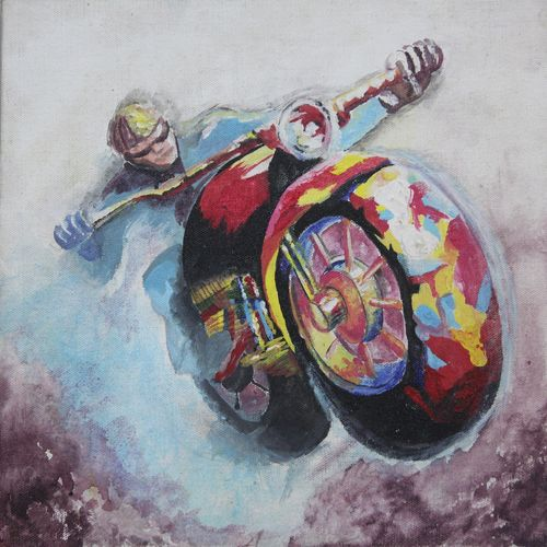 vintage motorbike racer , 12 x 12 inch, abhijeet sapar,12x12inch,canvas,paintings,abstract paintings,modern art paintings,paintings for dining room,paintings for living room,paintings for bedroom,paintings for office,paintings for kids room,paintings for hotel,paintings for kitchen,paintings for school,paintings for hospital,paintings for dining room,paintings for living room,paintings for bedroom,paintings for office,paintings for kids room,paintings for hotel,paintings for kitchen,paintings for school,paintings for hospital,acrylic color,GAL03129243797