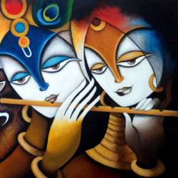 radhakrishna, 36 x 21 inch, ruchita patel,religious paintings,paintings for living room,paintings for bedroom,radha krishna paintings,canvas,oil,36x21inch,radhakrishna,love, lord,flute,religious,music,GAL015404404,Bansuri,krishnaBansuri,love,flute,music,krishna,lordkrishna,radhakrishna,love,pece,lordkrishna,lordradha,peace,radha,krishna,devotion,