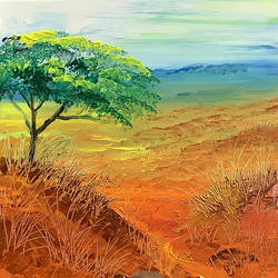 barren forest (artoholic), 24 x 24 inch, artoholic p,24x24inch,canvas,paintings,wildlife paintings,landscape paintings,conceptual paintings,nature paintings | scenery paintings,art deco paintings,expressionism paintings,illustration paintings,realistic paintings,paintings for dining room,paintings for living room,paintings for bedroom,paintings for office,paintings for kids room,paintings for hotel,paintings for kitchen,paintings for school,paintings for hospital,acrylic color,GAL02078844071