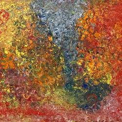 the colours of life , 20 x 16 inch, sudhanshu rao,abstract paintings,paintings for living room,canvas,acrylic color,20x16inch,GAL015444409