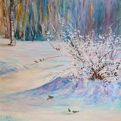beautiful nature, 18 x 24 inch, akrosh saxena,18x24inch,canvas,paintings,landscape paintings,acrylic color,GAL03151244095