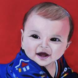portrait of a baby, 32 x 23 inch, anamika rana,32x23inch,canvas,figurative paintings,portrait paintings,expressionism paintings,impressionist paintings,photorealism paintings,photorealism,portraiture,realism paintings,surrealism paintings,love paintings,baby paintings,children paintings,kids paintings,paintings for dining room,paintings for living room,paintings for bedroom,paintings for office,paintings for bathroom,paintings for kids room,paintings for hotel,paintings for school,paintings for hospital,paintings for dining room,paintings for living room,paintings for bedroom,paintings for office,paintings for bathroom,paintings for kids room,paintings for hotel,paintings for school,paintings for hospital,oil color,GAL02955744124
