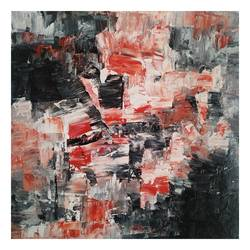 red monochrome, 12 x 12 inch, mahesh  giri,12x12inch,canvas,paintings,abstract paintings,modern art paintings,abstract expressionism paintings,expressionism paintings,paintings for living room,paintings for office,paintings for hotel,paintings for school,paintings for hospital,paintings for living room,paintings for office,paintings for hotel,paintings for school,paintings for hospital,acrylic color,GAL03154244197