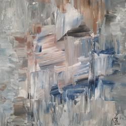 river has run dry, 12 x 12 inch, mahesh  giri,12x12inch,canvas,paintings,abstract paintings,modern art paintings,abstract expressionism paintings,expressionism paintings,paintings for bedroom,paintings for office,paintings for hotel,acrylic color,GAL03154244250