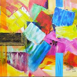 expression, 34 x 32 inch, rakesh dogra,34x32inch,canvas,paintings,abstract paintings,paintings for dining room,paintings for living room,paintings for bedroom,paintings for office,paintings for bathroom,paintings for kids room,paintings for hotel,paintings for kitchen,paintings for school,paintings for hospital,acrylic color,GAL0896844484
