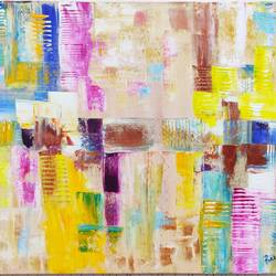 lucid layers, 34 x 32 inch, rakesh dogra,34x32inch,canvas,paintings,abstract paintings,paintings for dining room,paintings for living room,paintings for bedroom,paintings for office,paintings for bathroom,paintings for kids room,paintings for hotel,paintings for kitchen,paintings for school,paintings for hospital,acrylic color,GAL0896844522