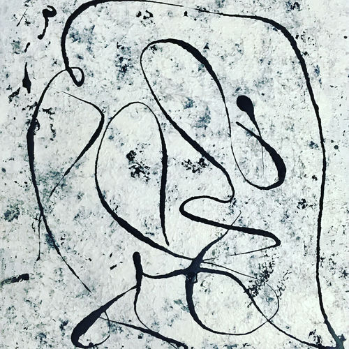 wisdom, 10 x 12 inch, rohini mukherjee,10x12inch,canvas board,paintings,abstract paintings,figurative paintings,modern art paintings,portrait paintings,abstract expressionism paintings,expressionism paintings,ganesha paintings | lord ganesh paintings,contemporary paintings,paintings for dining room,paintings for living room,paintings for bedroom,paintings for office,paintings for kids room,paintings for hotel,paintings for kitchen,paintings for school,paintings for hospital,acrylic color,mixed media,GAL02541744601