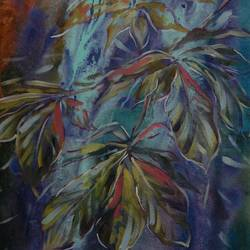abstract walnut leaf, 12 x 20 inch, kunal pal,12x20inch,canvas,paintings,abstract paintings,flower paintings,folk art paintings,landscape paintings,modern art paintings,religious paintings,still life paintings,nature paintings | scenery paintings,abstract expressionism paintings,art deco paintings,cubism paintings,expressionism paintings,illustration paintings,impressionist paintings,minimalist paintings,pop art paintings,realism paintings,street art,contemporary paintings,love paintings,paintings for dining room,paintings for living room,paintings for bedroom,paintings for office,paintings for bathroom,paintings for kids room,paintings for hotel,paintings for kitchen,paintings for school,paintings for hospital,acrylic color,ink color,oil color,GAL0905445198