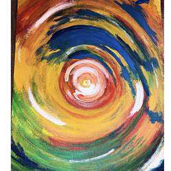 riot of colours, 12 x 17 inch, harmeet kaur,12x17inch,canvas,paintings,abstract paintings,conceptual paintings,paintings for living room,paintings for bedroom,paintings for office,paintings for hotel,acrylic color,GAL01457845244