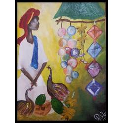 village fair, 12 x 16 inch, harmeet kaur,12x16inch,canvas,paintings,modern art paintings,conceptual paintings,abstract expressionism paintings,illustration paintings,paintings for living room,paintings for bedroom,paintings for office,paintings for hotel,acrylic color,GAL01457845254